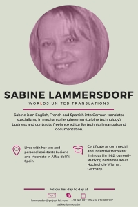 sabine lammersdorf