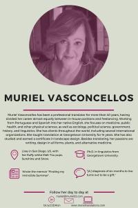 MURIEL VASCONCELLOS