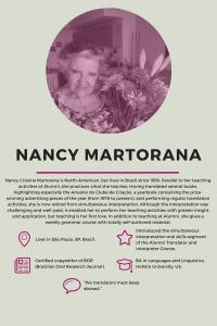 nancy martorana