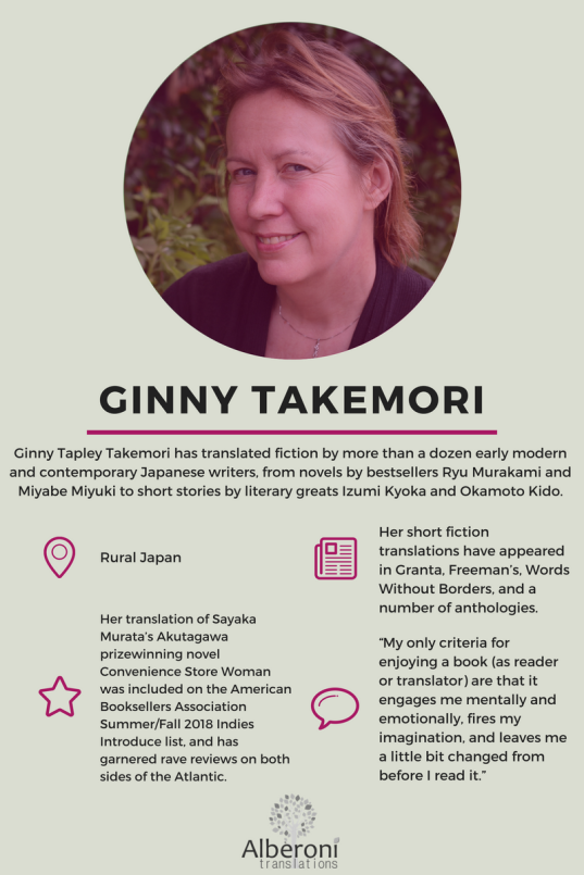 Ginny Takemori