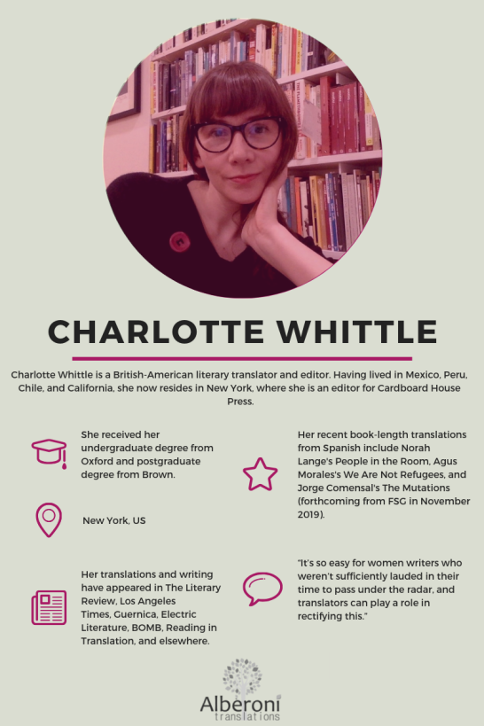Charlotte Whittle
