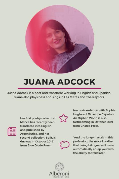 Juana Adcock