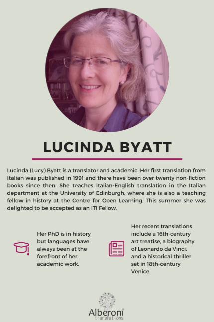 Lucinda Byatt