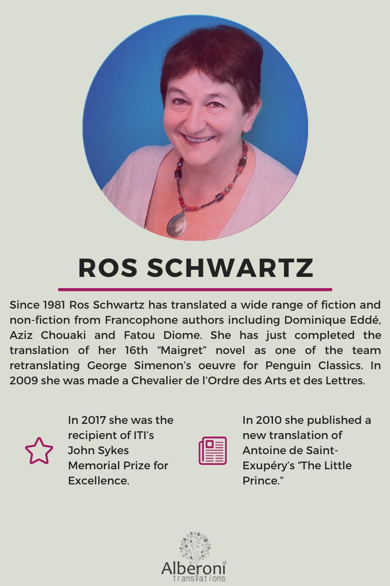 Ros Schwartz