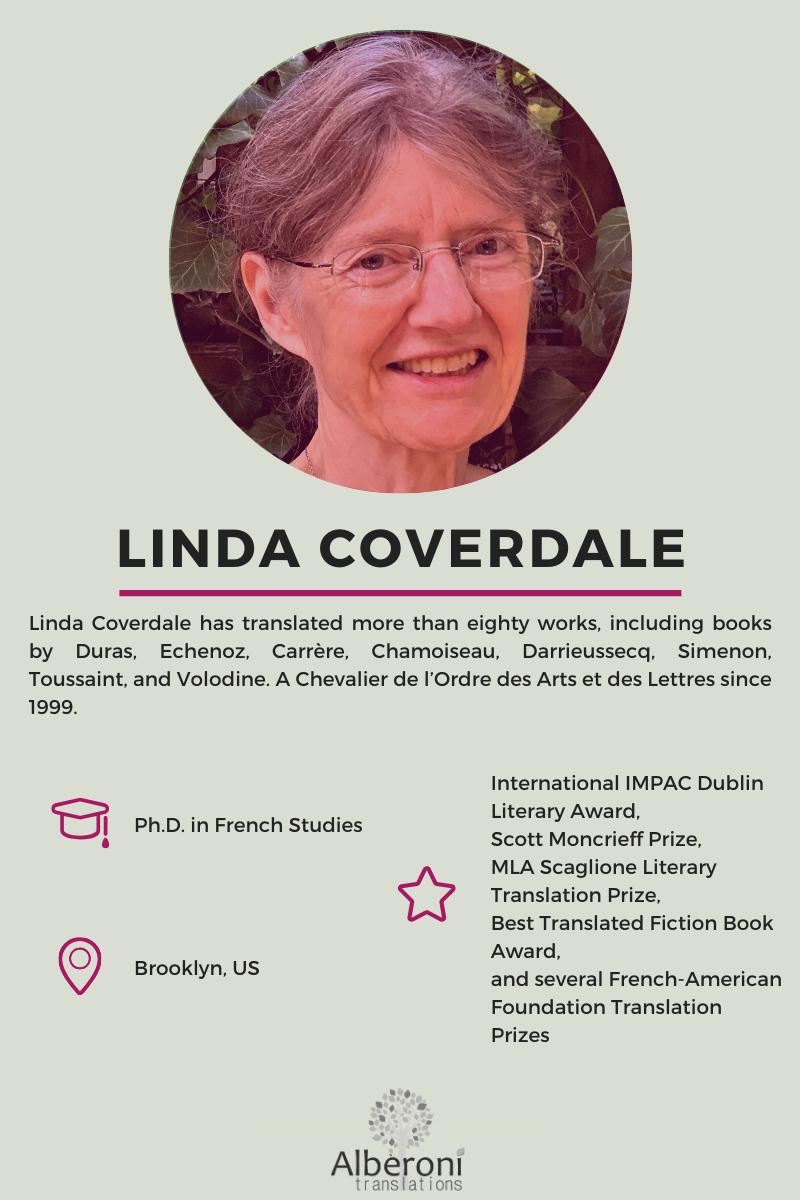 Linda Coverdale