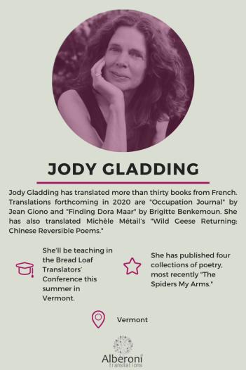 Jody Gladding